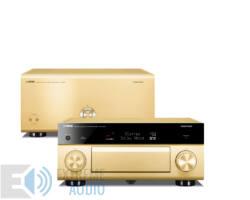 YAMAHA MX-A5000 végfok +CX-A5100 előerősítő high-end szett, arany