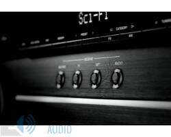 Yamaha RX-A660 + Klipsch RP-260F 5.1 házimozi szett, cseresznye