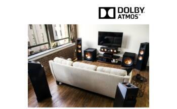 Dolby Atmos szettek