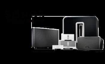 Sonos vezetéknélküli Hi-Fi rendszerek