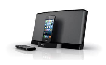 SoundDock rendszerek iPhone és Ipod készülékekhez