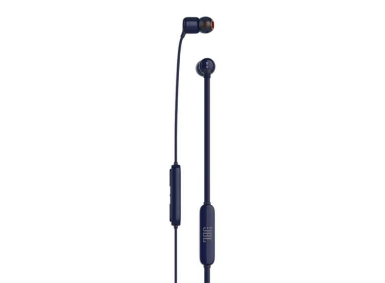 JBL T110BT fülhallgató, navy kék