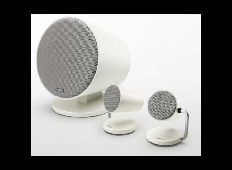 Yamaha NX-150 2.1 TV hangszóró fehér