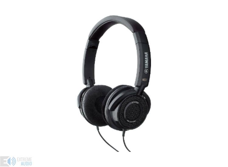 Yamaha HPH-200 fejhallgató, fekete