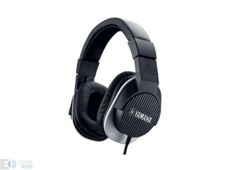 Yamaha HPH-MT220 fejhallgató, fekete