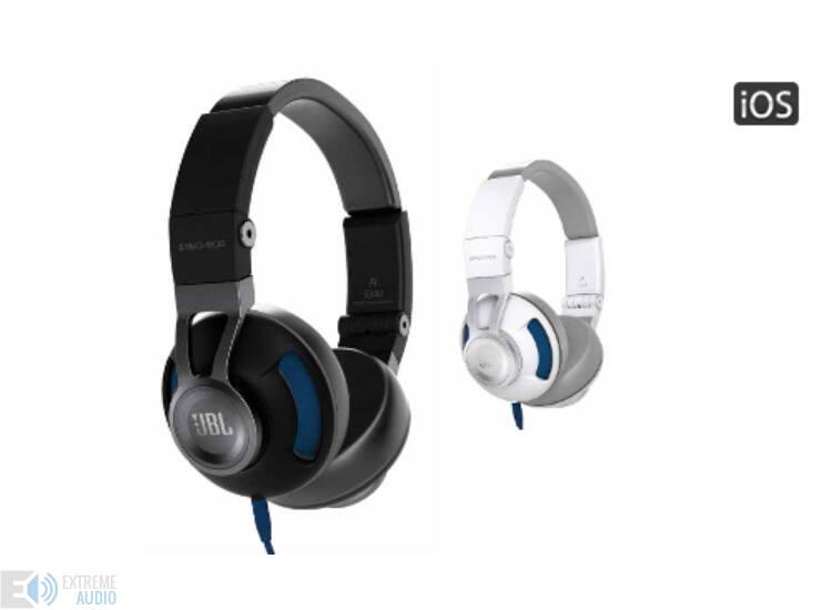 JBL Synchros S300i fejhallgató, fehér
