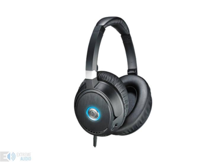 Audio-technica ATH-ANC70 aktív zajszűrős fejhallgató