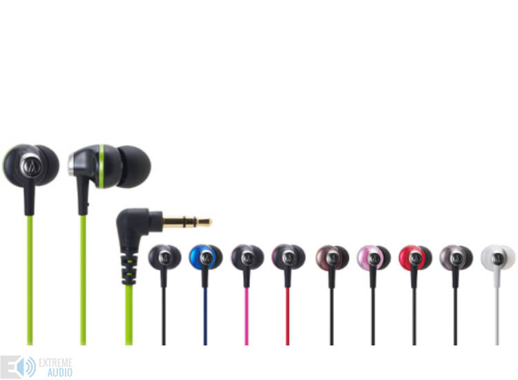Audio-technica ATH-CK313iS fülhallgató, pink