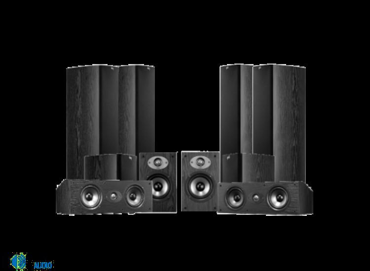 Polk Audio TSX330 + 110 + 150 hangfal szett