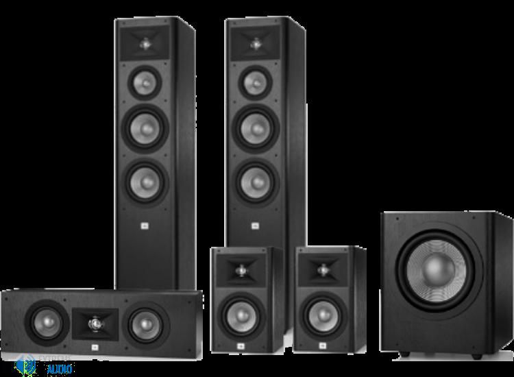 JBL Studio 280 + 220 + 225C + Sub 250P 5.1 hangfalszett
