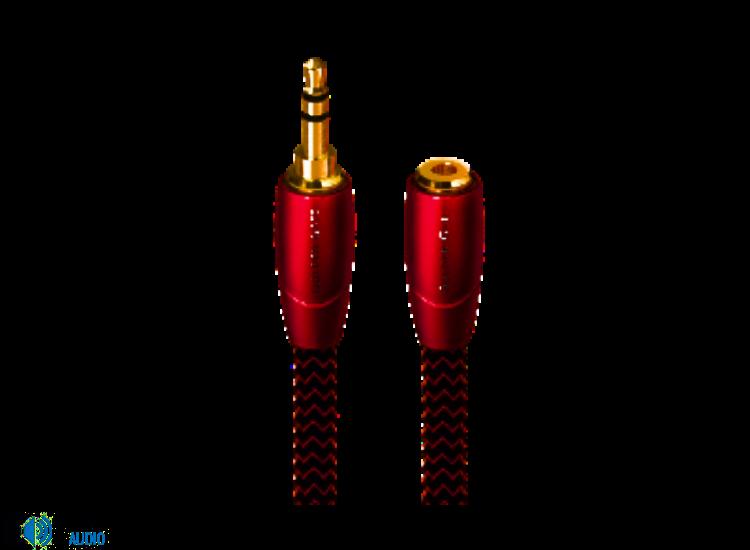 Audioquest Goldengate 3,5mm Jack hosszabbító 5m