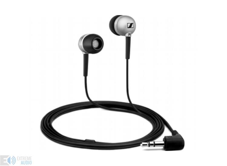 Sennheiser CX 300 II Precision fülhallgató ezüst
