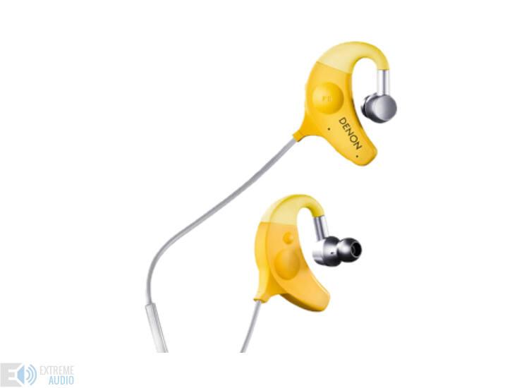 Denon Exercise Freak AH-W150 High-End fülhallgató, kék