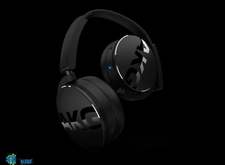 AKG Y50BT Bluetooth fejhallgató daf0234f3d