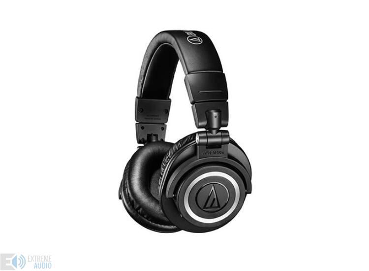 Audio-Technica ATH-M50xBT bluetooth fejhallgató  5b2c2fbe62