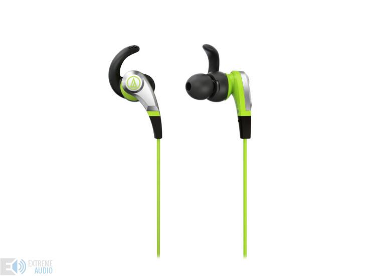 Audio-Technica ATH-CKX5 fülhallgató, zöld