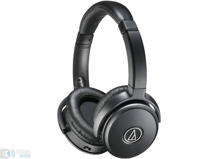 Audio-technica ATH-ANC50iS aktív zajszűrős fejhallgató 2791aa34b3