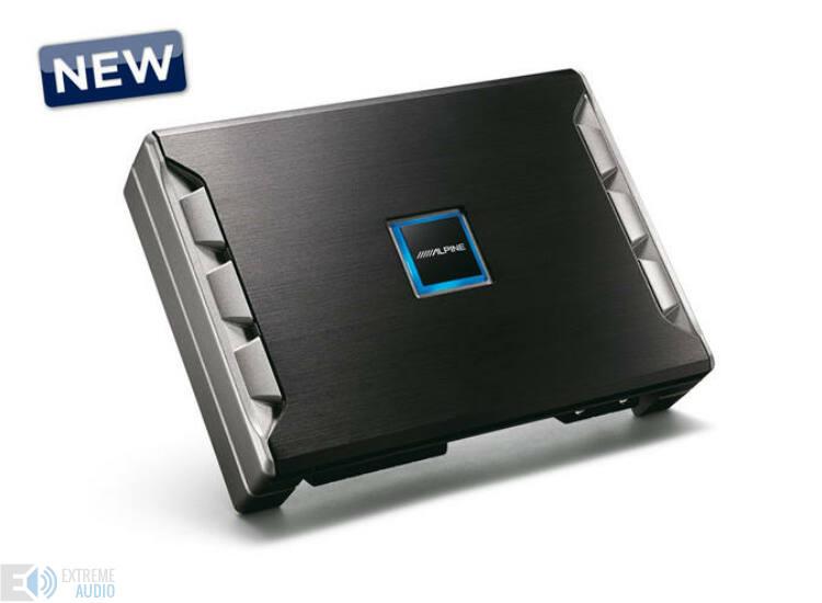 Alpine PDR-V75 Digitális 4-csatornás erősítő
