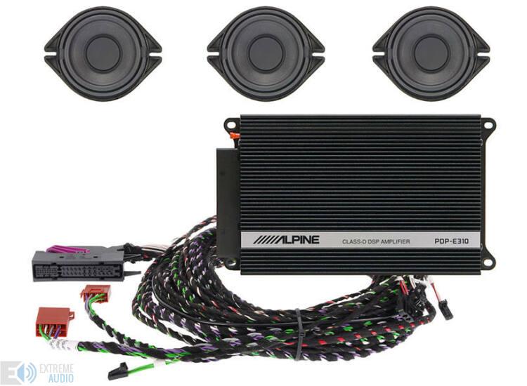 Alpine SPC-200AU Prémium szett az Audi A4, A5 és Q5 modellekhez