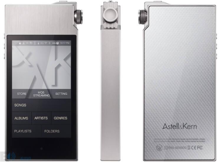 Astell&Kern AK120 II hordozható audio lejátszó (Bemutató darab)
