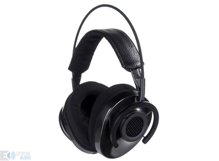 AudioQuest NightHawk Carbon fejhallgató, fekete