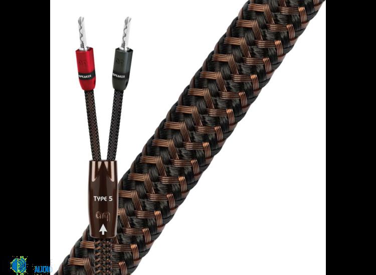 Audioquest Type 5 hangfal kábel 2x2.5m