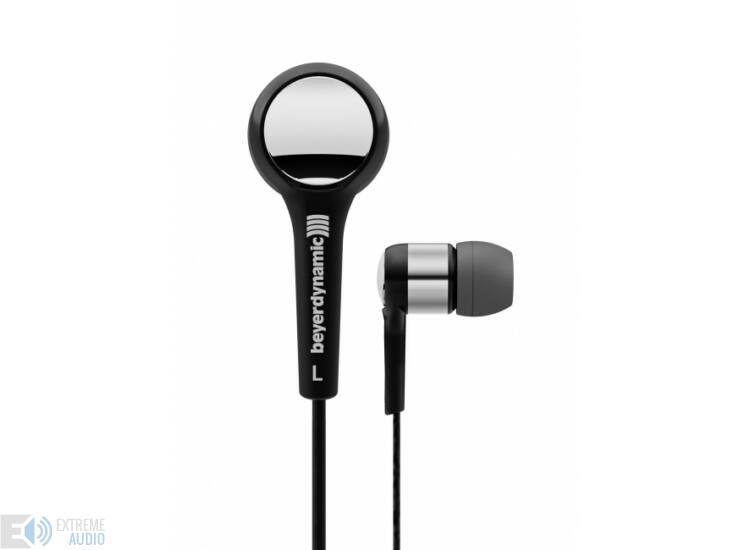 Beyerdynamic DTX 102 IE fülhallgató Fekete/Ezüst