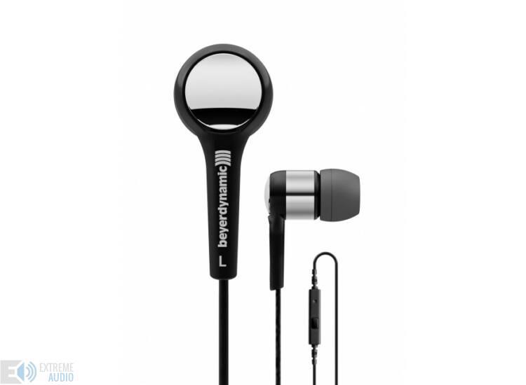 Beyerdynamic MMX 102 iE fekete fülhallgató