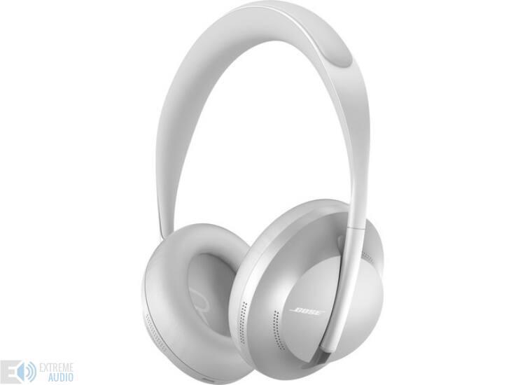 Bose Headphones 700 aktív zajszűrős fejhallgató, ezüst
