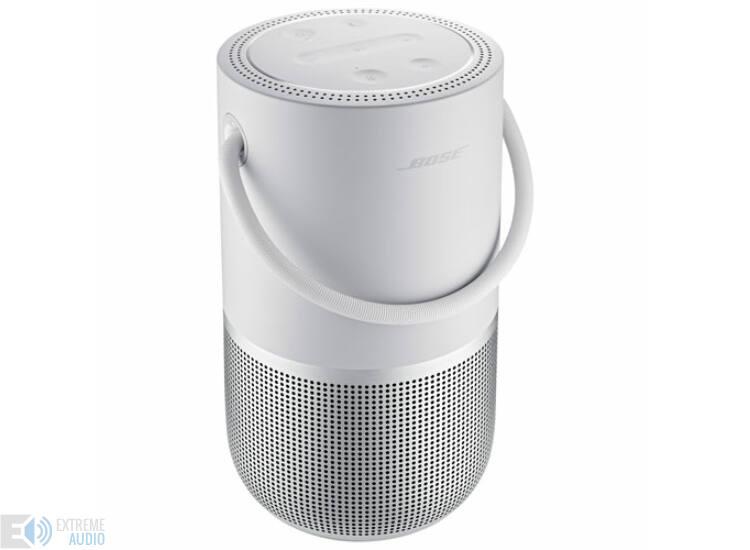 BOSE Home Speaker Portable Wi-Fi® hordozható hangszóró, ezüst