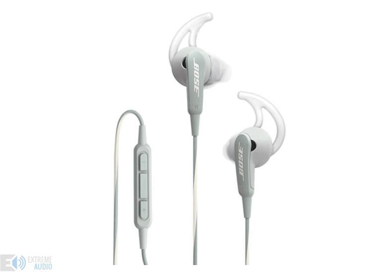 Bose SoundSport In-Ear szürke fülhallgató Apple kompbatibilis