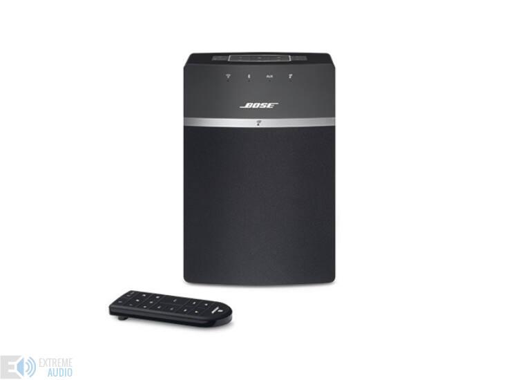 Bose SoundTouch 10 fekete Wi-Fi zenei rendszer