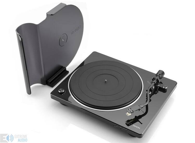 Denon DP-450USB Lemezjátszó, fekete
