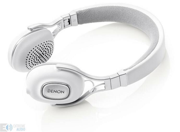 Denon AH-MM200 fehér fejhallgató