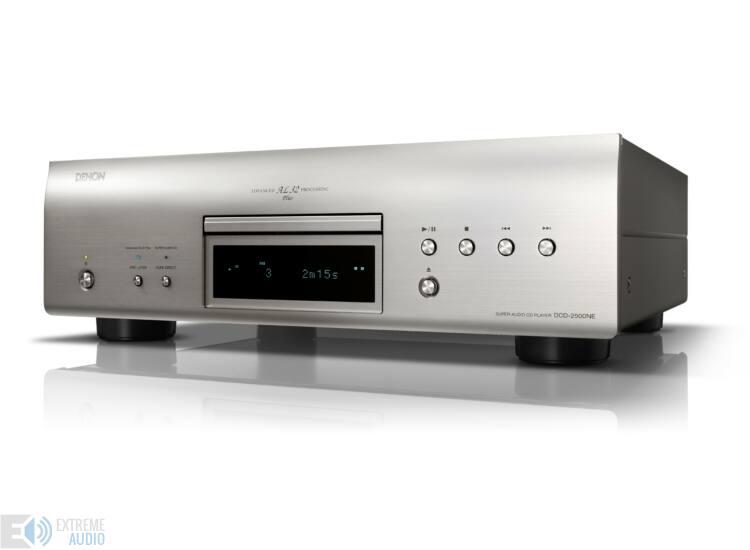 Denon DCD-2500NE CD lejátszó prémium ezüst