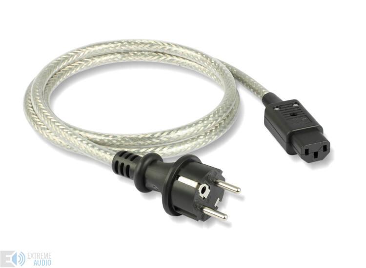 Goldkabel Powercord hálózati kábel 1,5m