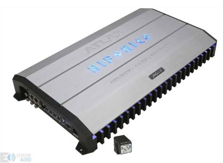 Hifonics  erősítő ARX-5005  5 csatornás erősítő