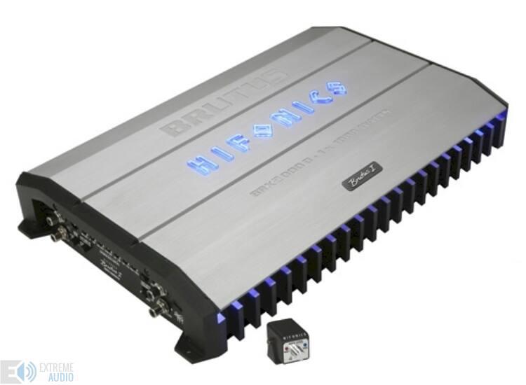 Hifonics  erősítő BRX-1500D mono erősítő
