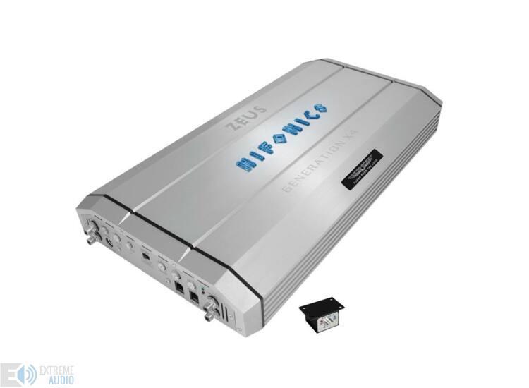 Hifonics ZEUS GEN-X4 2 csatornás erősítő