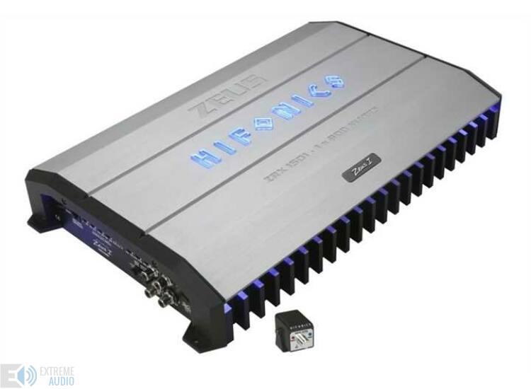 Hifonics ZRX-1501 mono erősítő