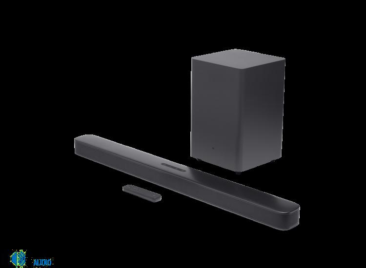 JBL Bar 2.1 Deep Bass Soundbar (Bemutató darab)