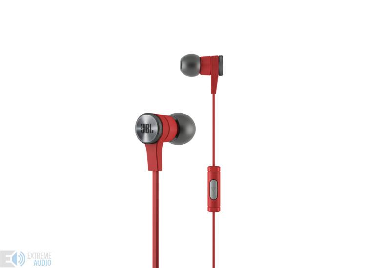 JBL Synchros E10 fülhallgató, piros