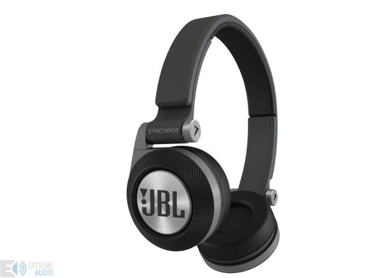 JBL Synchros E30 fejhallgató, fekete