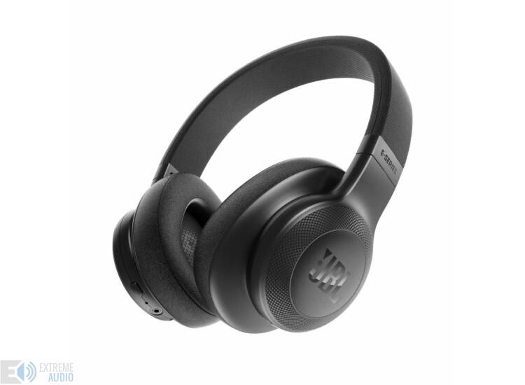 JBL E55 BT bluetooth fejhallgató, fekete