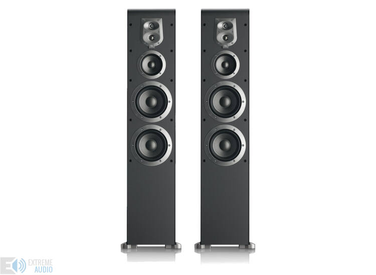 JBL ES80 BK frontsugárzó pár, fekete