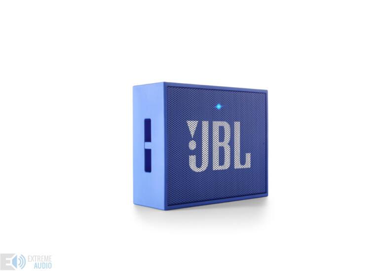 JBL GO hordozható bluetooth hangszóró, kék