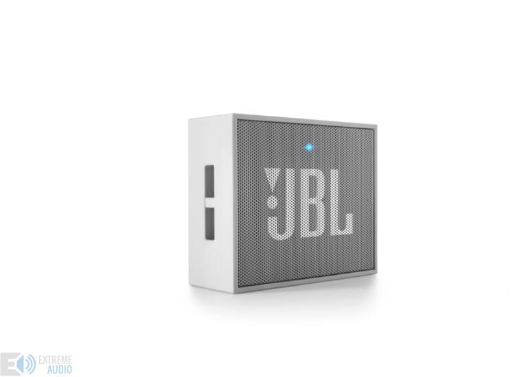 JBL GO hordozható bluetooth hangszóró, szürke