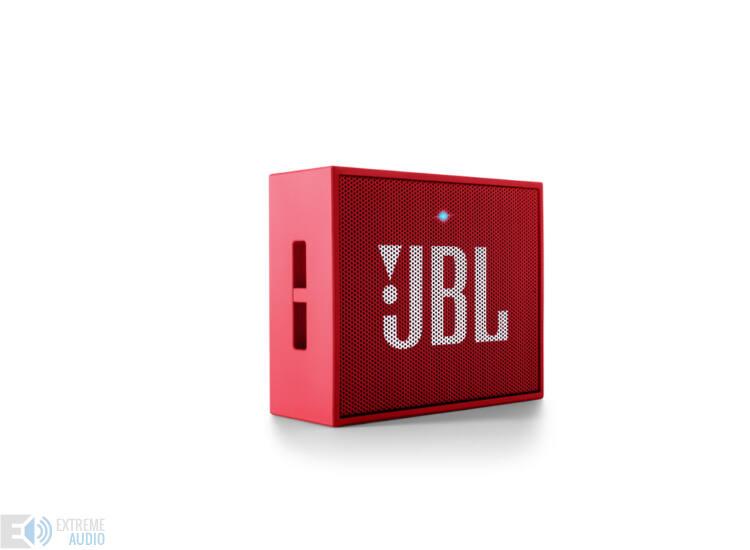 JBL GO hordozható bluetooth hangszóró, piros