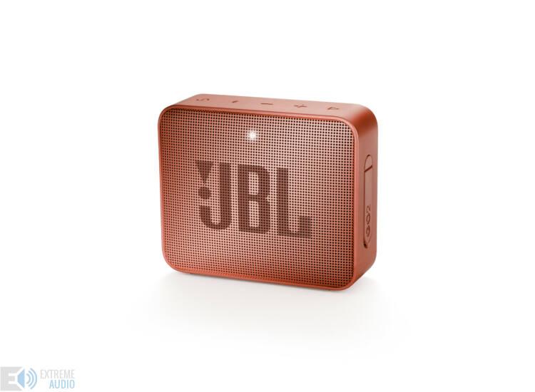 JBL GO 2  hordozható bluetooth hangszóró (Sunkissed Cinnamon), fahéj