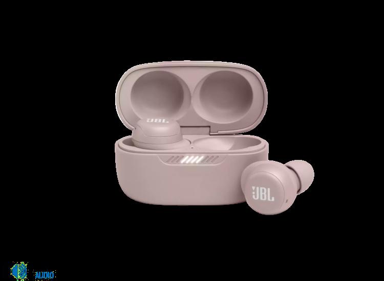 JBL Live Free NC+ True Wireless fülhallgató, rózsa